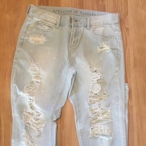 Articles of Society Distressed 👖 Size 25
